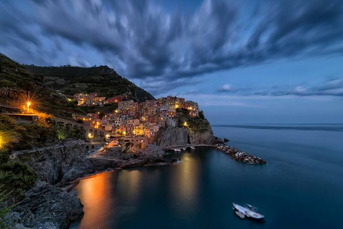 Manarola village  by nakul - Summer Road Trip Photo Contest