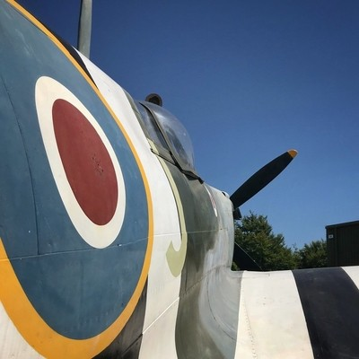 Spitfire - Goodwood