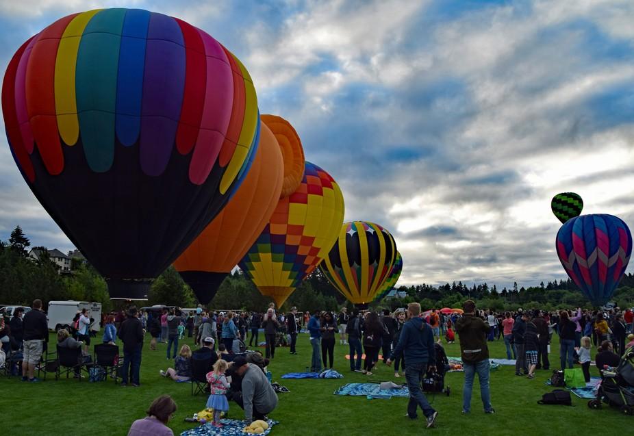 2018 Tigard Balloon Festival 2