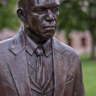 """William Seymour is representative of those known as the """"invisible people of the Pikes Peak Region"""" - black American pioneers whose contributions to the growth and development of this area have been largely unrecognized."""