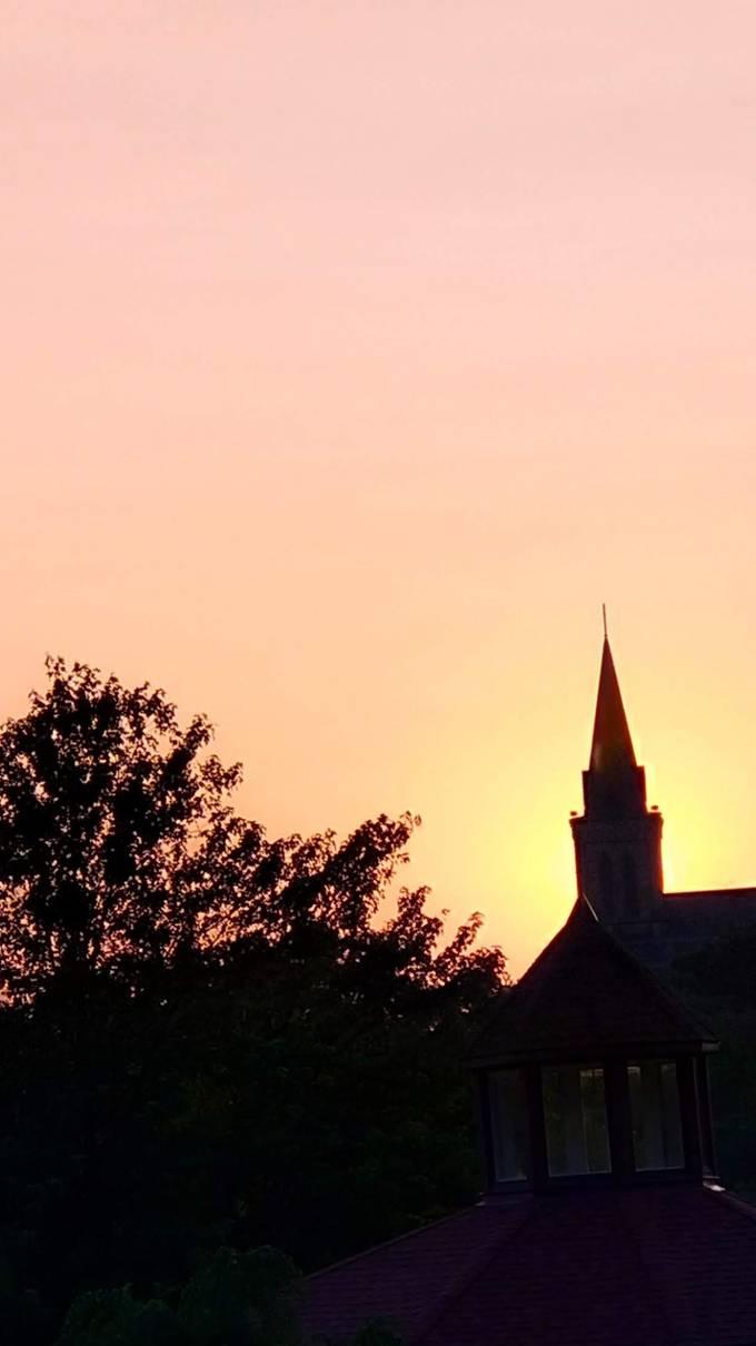Stratford sundown