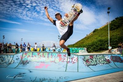 Danny Leon Skater, Gijon