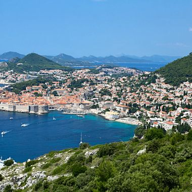 Picturesque Dubrovnik, Croatia!