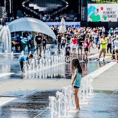 Montreal festival season