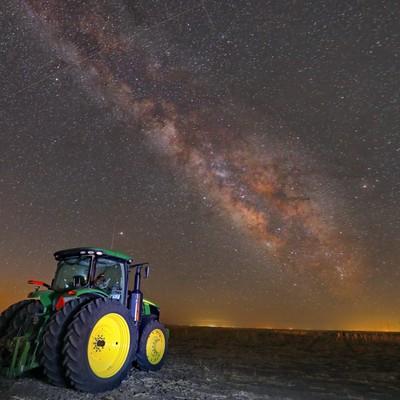 Kansas Corn Field Dreaming