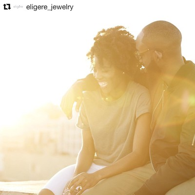 Commercial lifestyle shoot for a new jewelry company.
