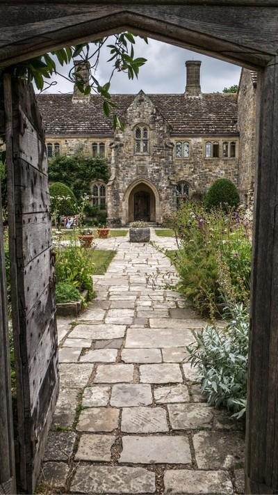 Nymans National Trust, West Sussex