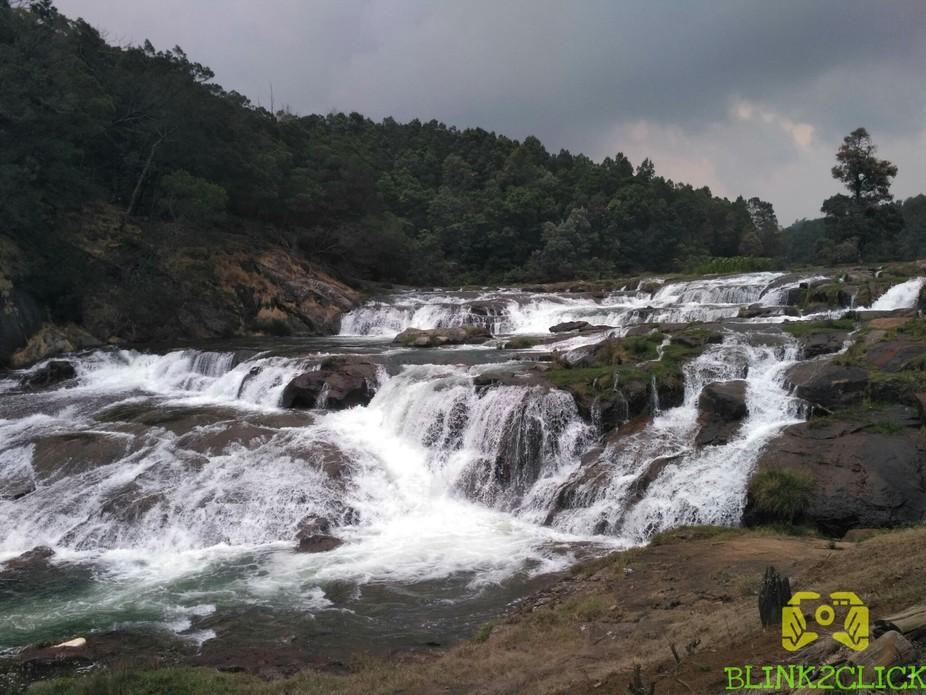Pykara Falls, Nilgris, Tamilnadu, India