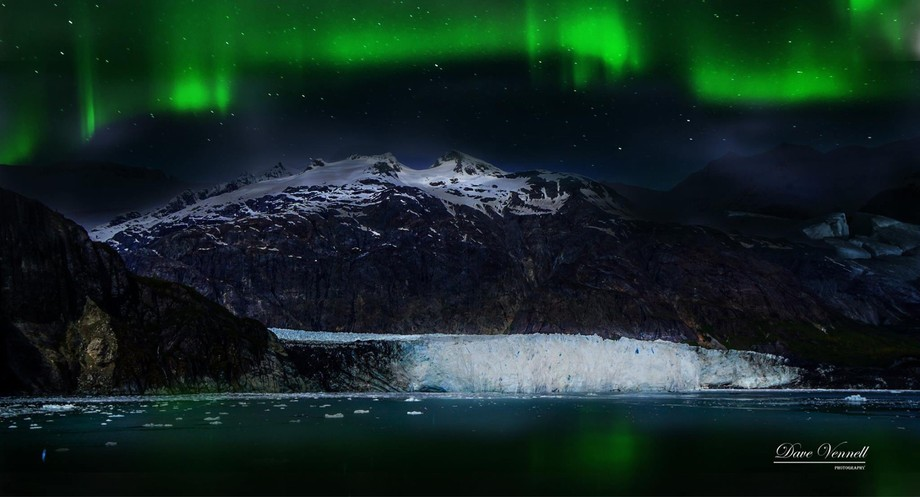 This is what I hoped to photograph on a recent trip to Alaska. With a little help from PS I was a...