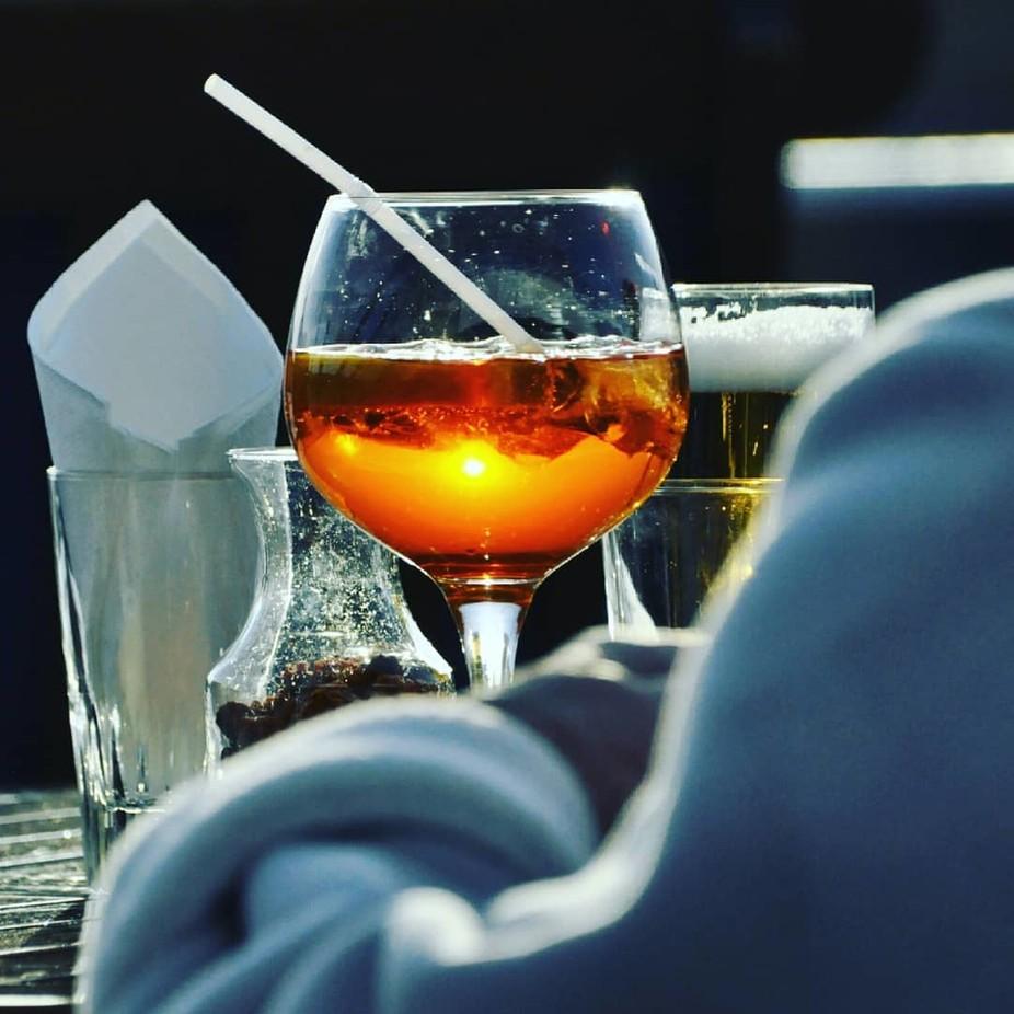 Nicht nur den Drink genießen