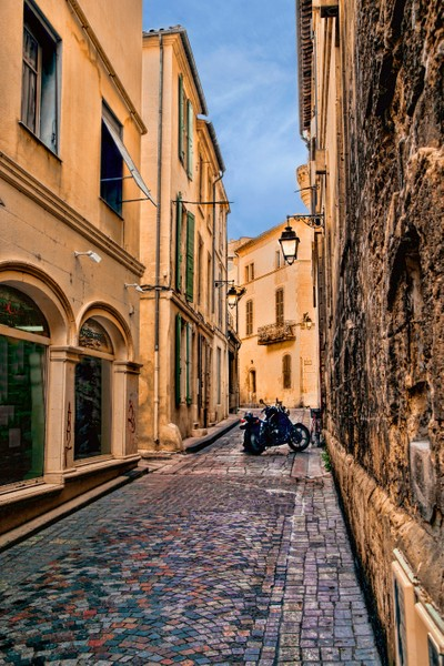 Mysterious Alley in Avignon