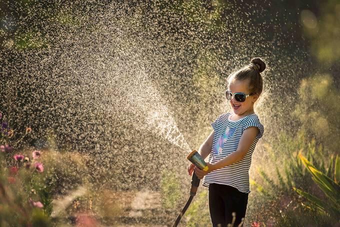 Summer Fun by BrionyWilliams - Capturing Liquids Photo Contest