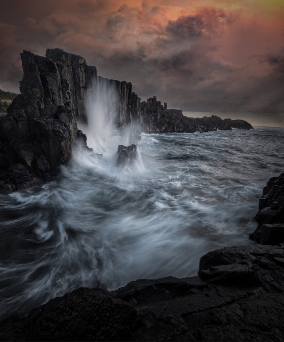 Sea dust.... by IndigoEliments - Image Of The Month Photo Contest Vol 35