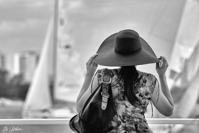 summer day by alexey_gorshenin - Our World In Black And White Photo Contest
