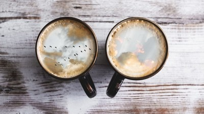 What do you see in your coffee?
