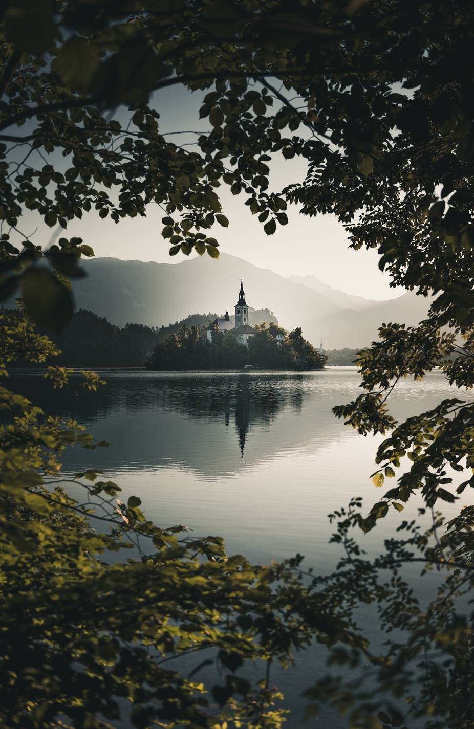 Lake Bled by PaulWatsonPhotography - Image Of The Month Photo Contest Vol 35