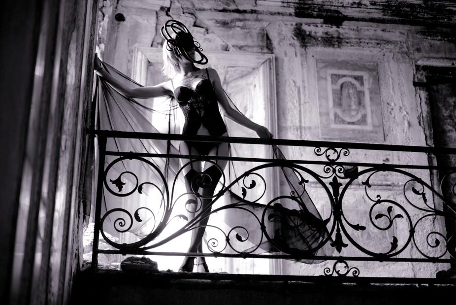 Model: Greta Elnatha