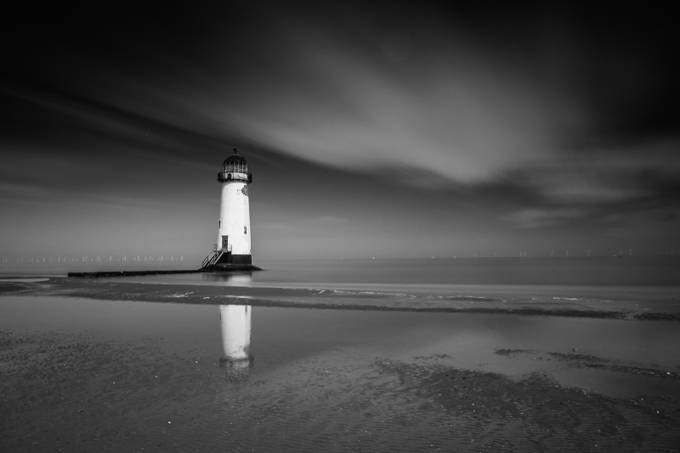 Lighthouse by NicholasEJones - The Moving Clouds Photo Contest