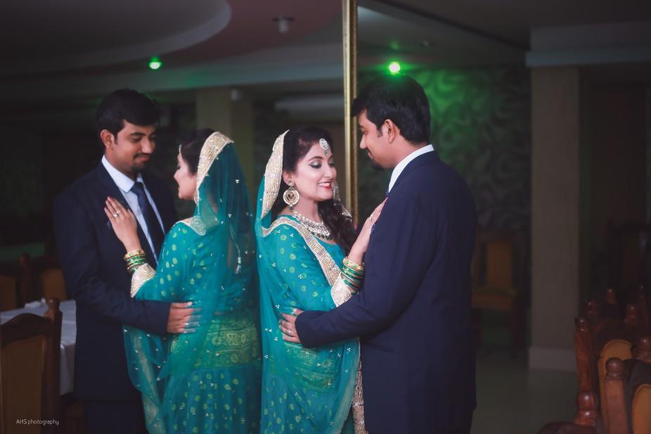Samiha's Engagement