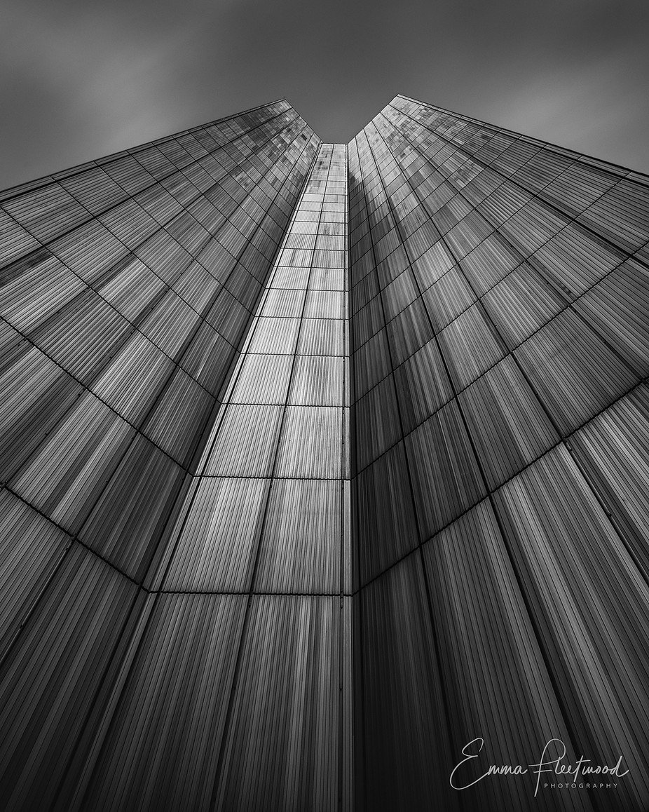 Standing Tall by emmafleetwood - Simple Architecture Photo Contest
