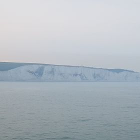 White Cliffs of Dover returning to the UK