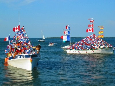 My Acadian roots