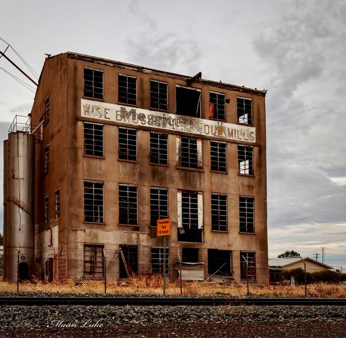 Abandoned by lukefoster - Warehouses Photo Contest