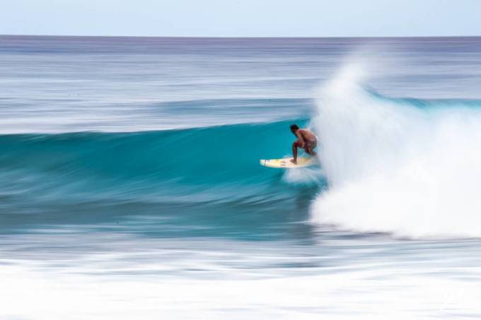 Speed blur by Surfingsaru - Blurred Subjects Photo Contest