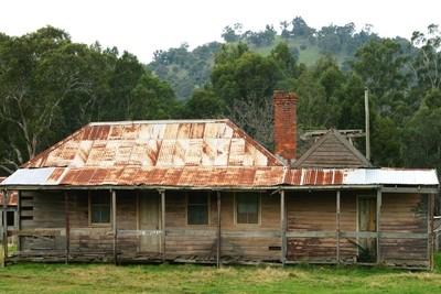 Deserted Homestead - Murrundindi, Victoria