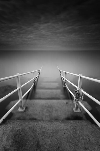 Steps to Infinity, Saltcoats, Scotland