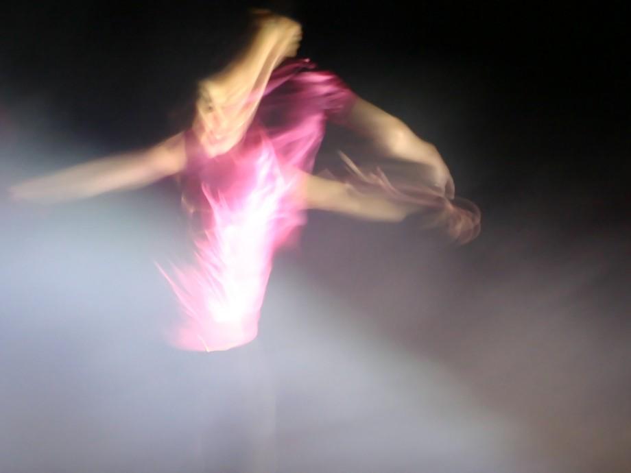 Mo(ve)ment. Representando la música con luz, color y movimiento.
