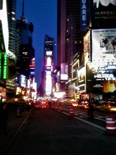 Bright Lights big city copy