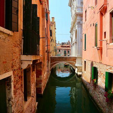 Venetian achitecture.