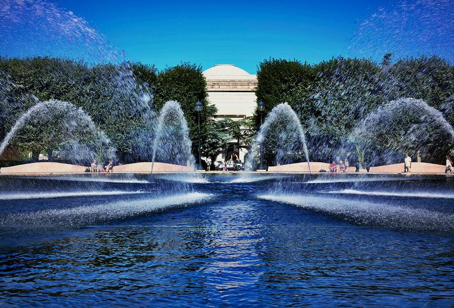 National Gallery of Art Garden
