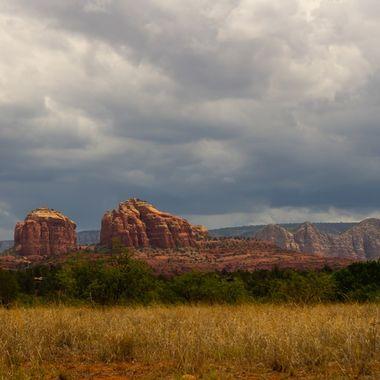 Red Rock State Park near Sedona, AZ.