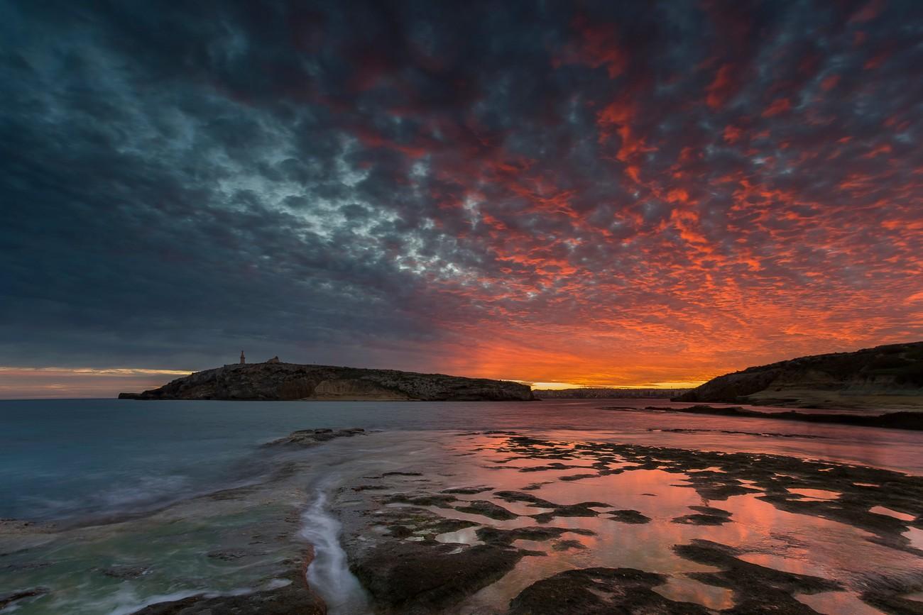 Selmun Sunrise-