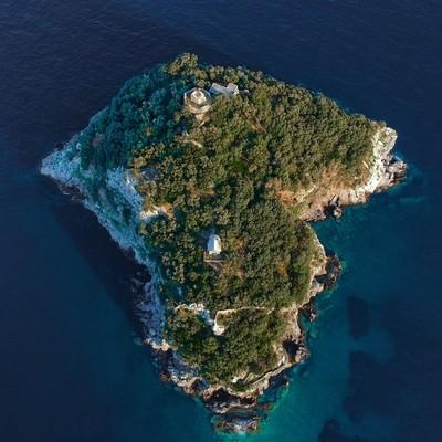 Isla de Bergeggi, Italy