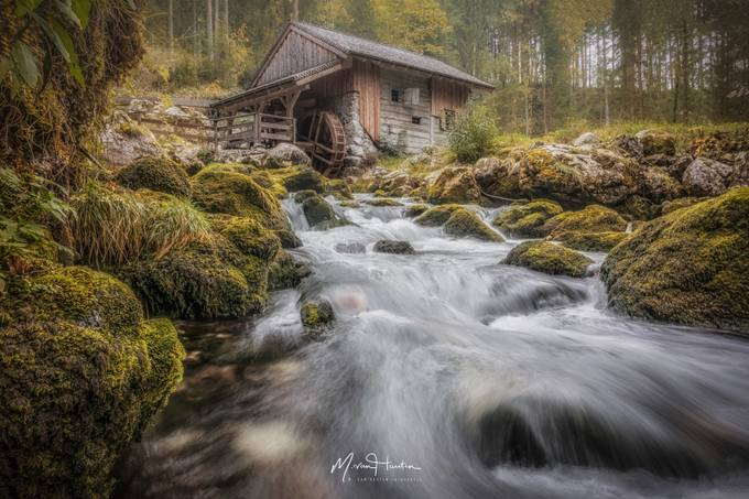 The mill by Markus_van_Hauten - Image Of The Month Photo Contest Vol 35