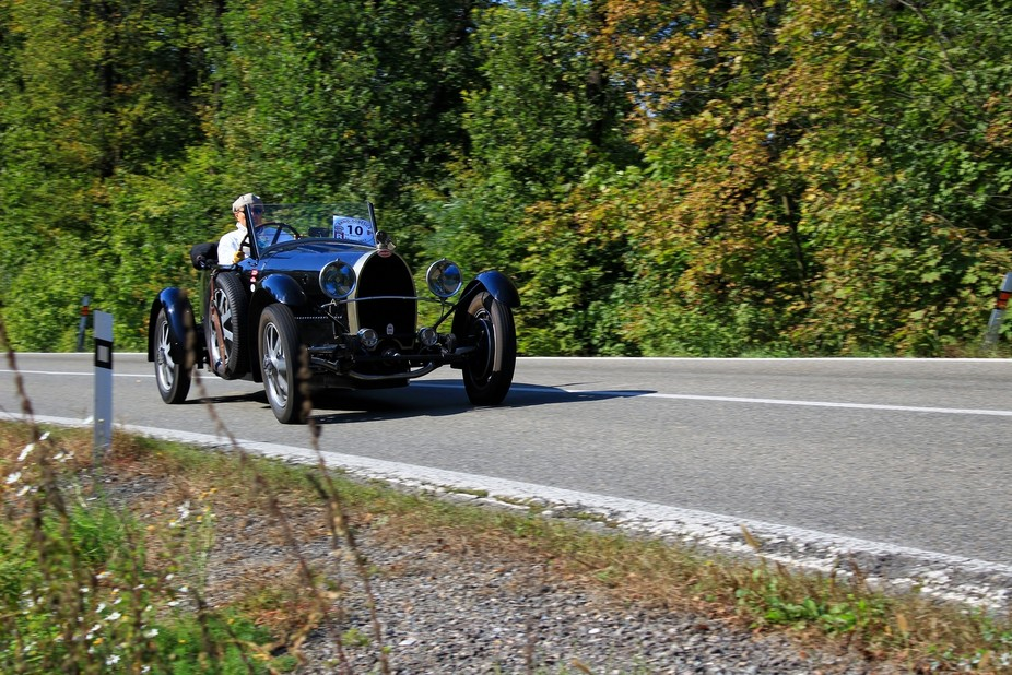 veteran car racing