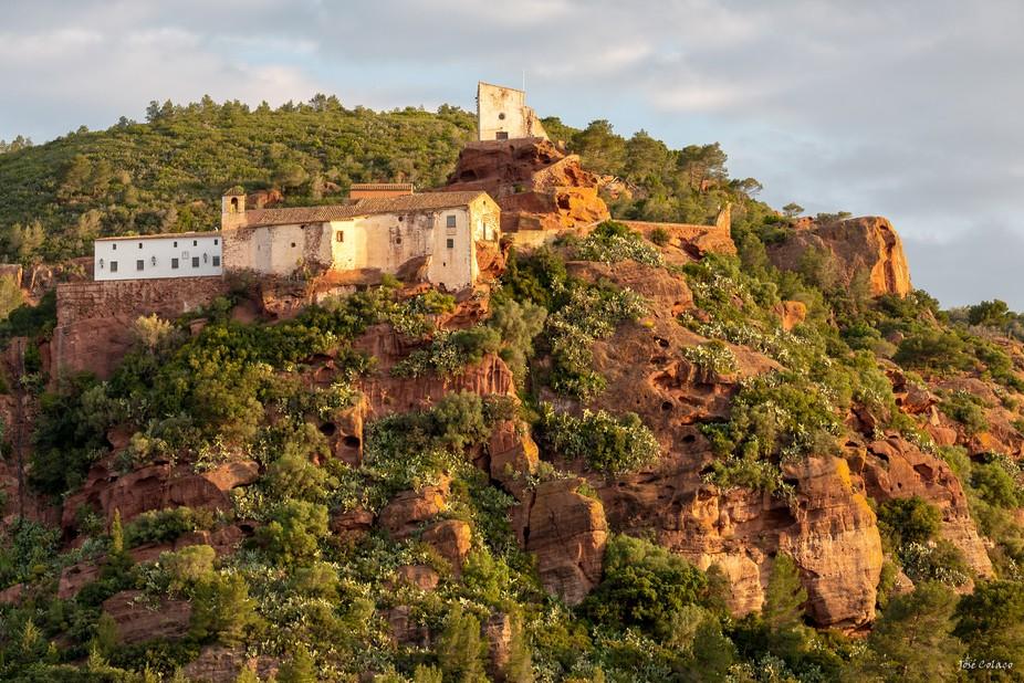 Ermita de la Mare de Déu de la Roca, Spain