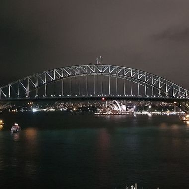 Photo taken from Milsons Point