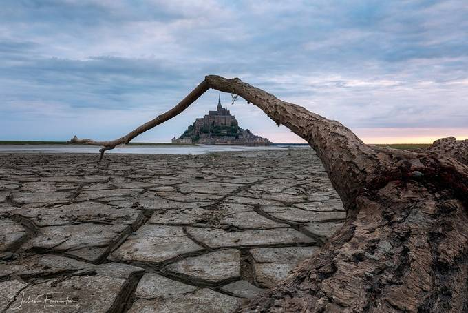 Le Mont Saint-Michel, Normandie by fromentinjulien - Image Of The Month Photo Contest Vol 35