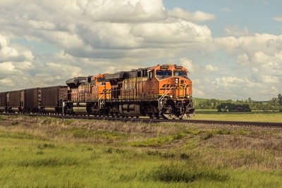 East Bound Train