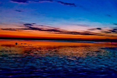 Bali_Seminyak Beach_Sunset_14