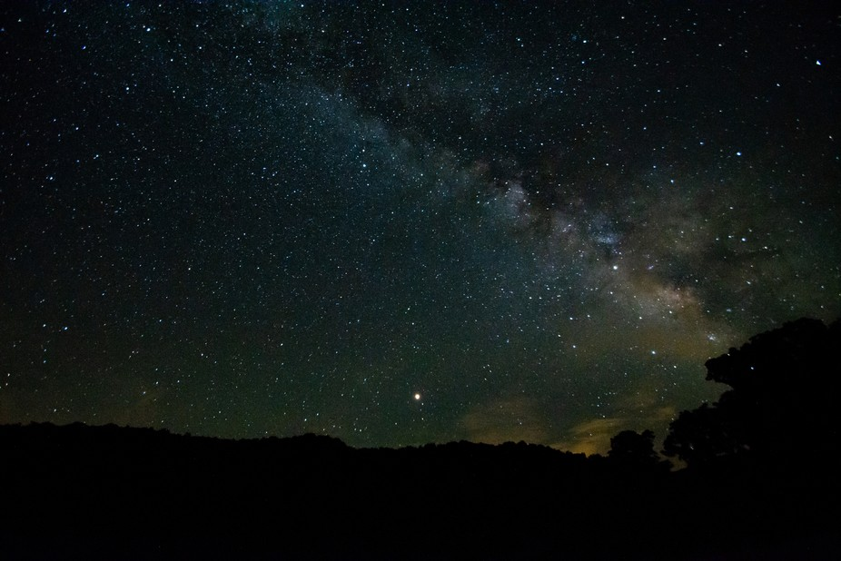 Milky Way Over Boxley