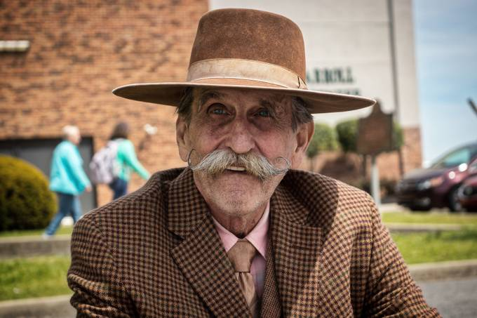 Classy man.  by JerryZeephoto - Monthly Pro Photo Contest Vol 44