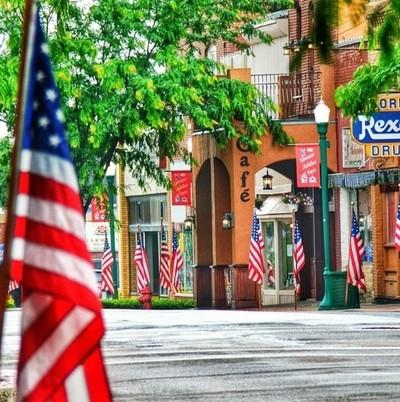 Patriotic Street