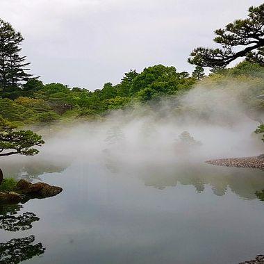 Yuushien Garden, Japan