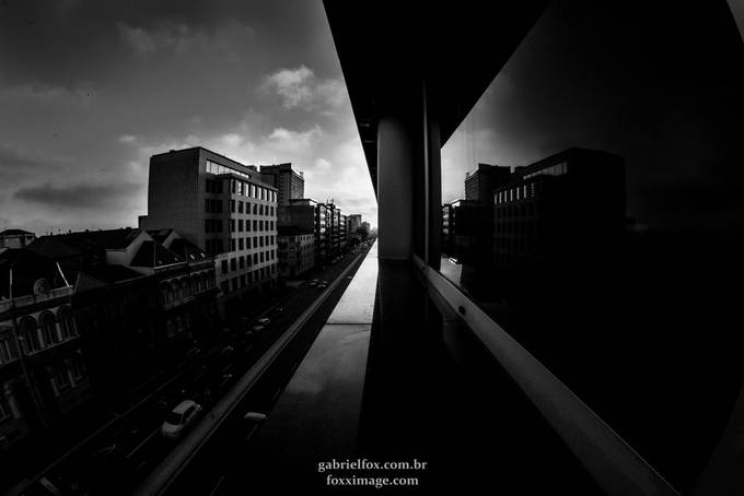Portus Cale Hotel by gabrielfox - Our World In Black And White Photo Contest