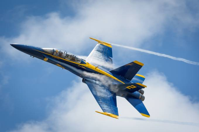 Blue Angels by FreezeFotos - Fast Photo Contest